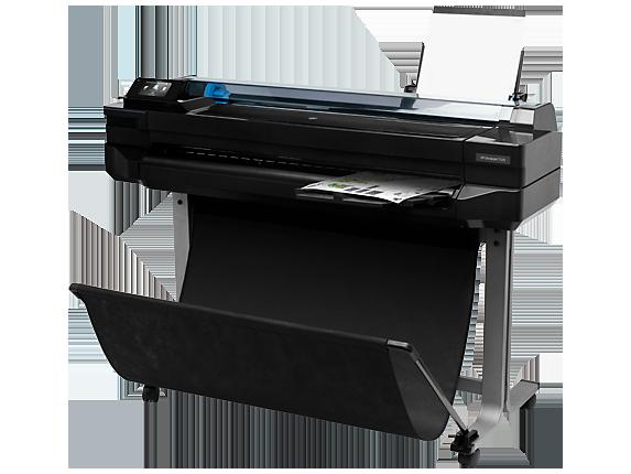 Plotter HP Designjet T520 frontal
