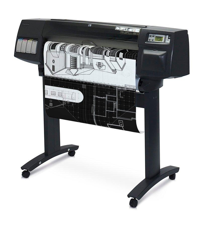reparación-plotter-impresora-servicio-técnico-avería-HP-Designjet-1000