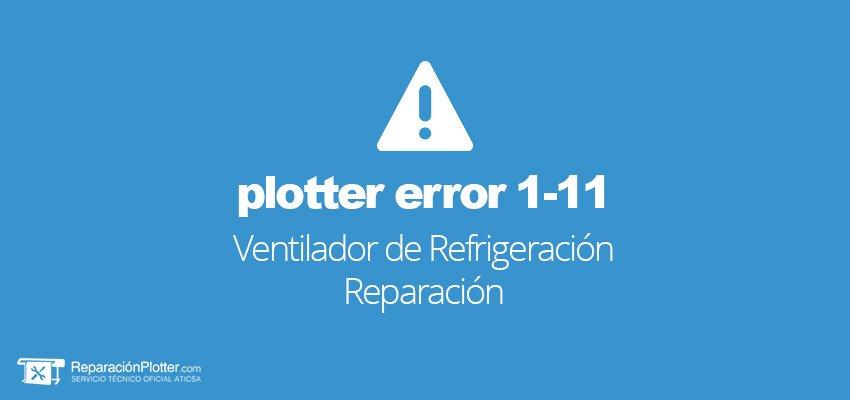 error-plotter-1-11-ventilador-de-refrigeración-conectado-incorrectamente